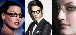 Image of Designer Eyeglasses & Designer Eyewear