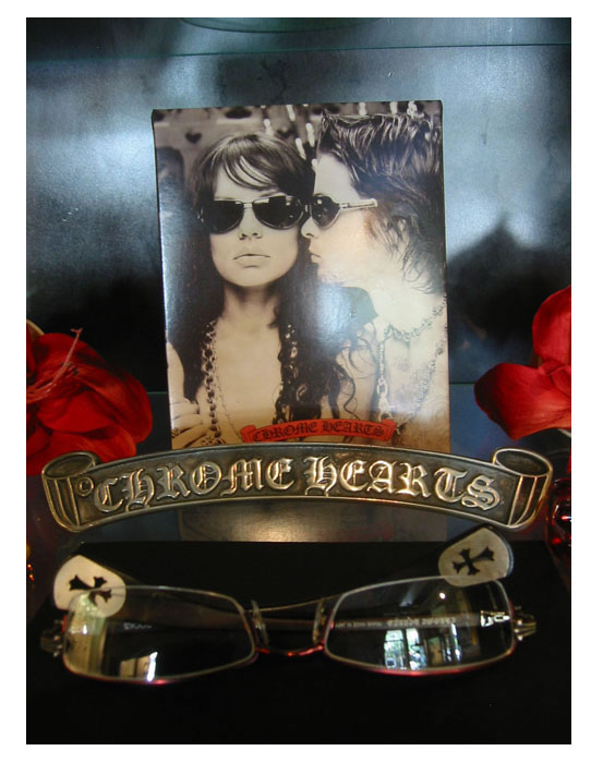 Image of Chrome Hearts Eyeglass Frames