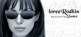 Loree Rodkin EyeCouture Eyeglass Collection