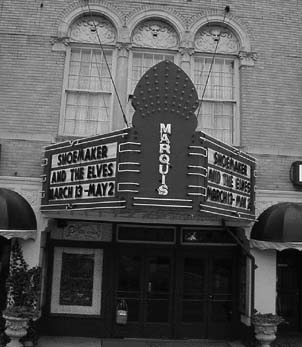 The Marquis Theater in Downtown Northville