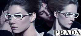 Prada Eyewear, Prada Eyeglasses and Prada Sunglasses