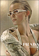 Prada Eyewear, Sunglasses and Eyeglasses