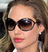 Image of Angelina Jolie in Tom Ford Sunglasses
