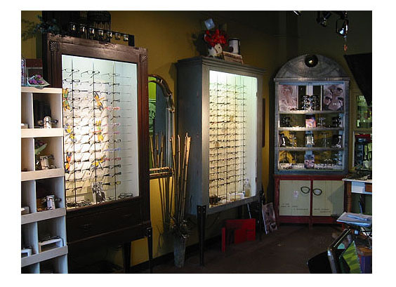 Image of Vintage Hand-Made Eyeglass Cases