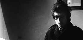 Bob Dylan in Ray-Ban Wayfarers