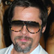Image of Brad Pitt in Tom Ford Rodrigo Sunglasses