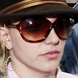 Image of Britney Spears in Tom Ford Whitney Sunglasses