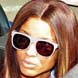 Image of Ciera in Ray-Ban Wayfarer Sunglasses