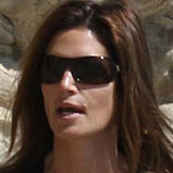Image of Cindy Crawford in Miu Miu Sunglasses