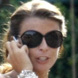 Image of Colleen Rooney in Tom Ford Raquel Sunglasses