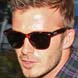 Image of David Beckham in Tortoise Shell Ray-Ban Wayfayer Sunglasses