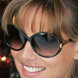Image of Elsa Pataky in Tom Ford Sandrine Sunglasses