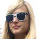 Image of Ferne Cotton in Wayfarer Sunglasses