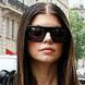 Image of Fergie in Chloe Hickory Sunglasses