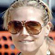Image of Heidi Klum in Tom Ford Hawkings Sunglasses