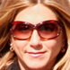 Image of Jennifer Aniston in Tom Ford Patek Sunglasses