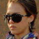Image of Jessica Alba in Chloe CL2121 Sunglasses