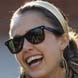 Image of Jessica Alba in Ray-Ban Wayfayer Sunglasses