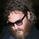 Image of Joaquin Phoenix in Tom Ford Jack Sunglasses