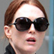 Image of Julianne Moore in Tom Ford Sandrine Sunglasses