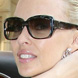 Image of Kylie Minogue in Tom Ford Mackenzie Sunglasses