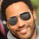 Image of Lenny Kravitz in Ray-Ban Aviator Sunglasses