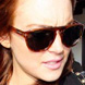Image of Lindsay Lohan in Tom Ford Sunglasses