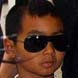 Maddox Jolie Pitt in Ray-Ban Jr. Sunglasses