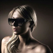 Maria Sharapova in TAG Heuer Sunglasses