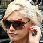 Image of Gwen Stefani in Miu Miu 66HS Sunglasses