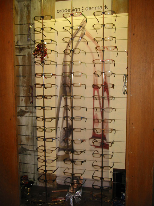 ProDesign | Denmark Eyewear Collection Display