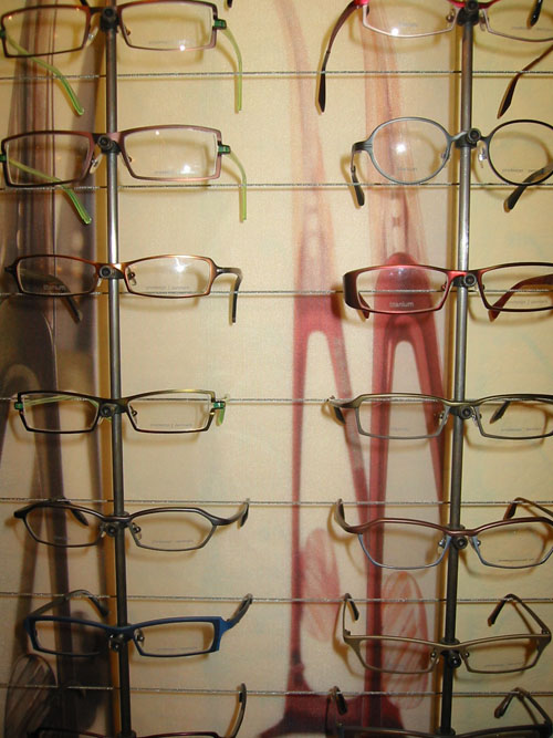 ProDesign Denmark Eyeglasses in Round and Rectangular Frames