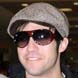 Image of Peter Wentz in Ray-Ban RB4112 Sunglasses