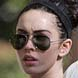 Image of Megan Fox in Ray-Ban Aviator Sunglasses