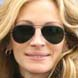 Image of Julia Roberts in Ray-Ban RB3025 Sunglasses