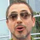 Image of Robert Downey Jr. in Ray-Ban RB3342-Aviator Sunglasses