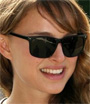 Who's Wearing Ray Bans: Natalie Portman