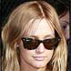 Image of Ashley Simpson in Ray-Ban WayFarer Sunglasses