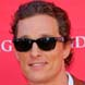 Image of Matthew McConaughey in Ray-Ban Wayfarer Sunglasses