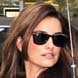 Image of Penelope Cruz in Black Ray-Ban Wayfarer Sunglasses