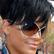 Image of Rihanna in Tom Ford Narcissa Sunglasses