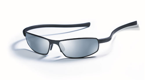 TAG Heuer Curve 2S Sunglasses with Photochromatic Lenses