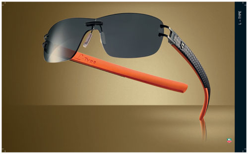 TAG Heuer L-Type Sunglasses