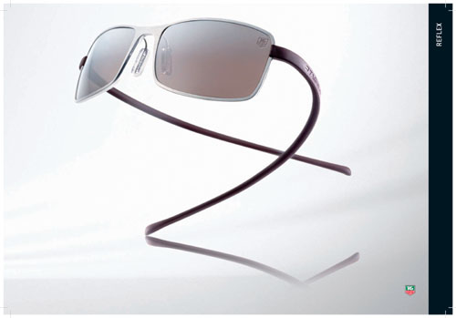 TAG Heuer 3000 Reflex Series Eyeglasses