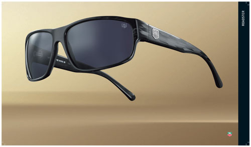 TAG Heuer Roadster Sunglasses