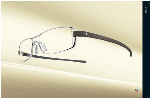 TAG Heuer 7000 Track Series Eyeglasses