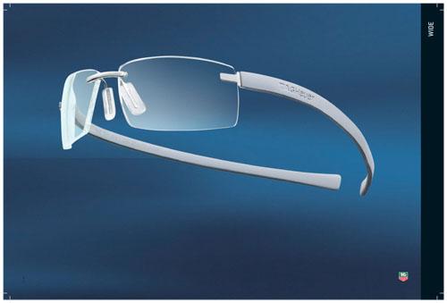 9bfcad6b38 TAG Heuer 5200 Wide Series Eyeglasses