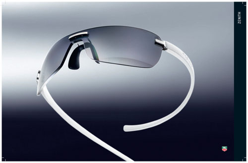 TAG Heuer Zenith Sunglasses