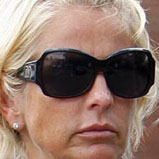 Image of Ulrika Jonsson in Miu Miu 14HS Sunglasses