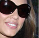 Image of Vanessa Minnillo in Tom Ford Veronique Sunglasses